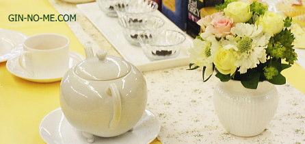 金沢中日文化センター紅茶教室