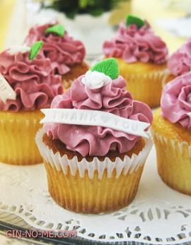 ロンドンカップケーキ 母の日バージョン