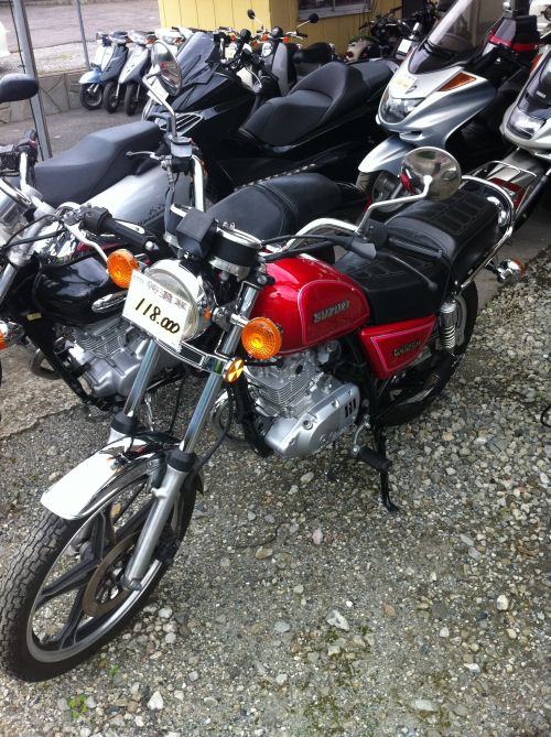 GN125H_購入時