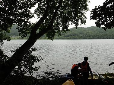 青木湖8.20