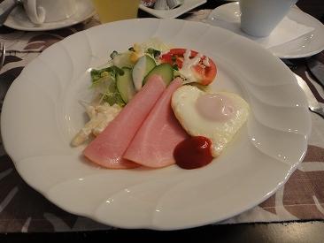 朝食8.21