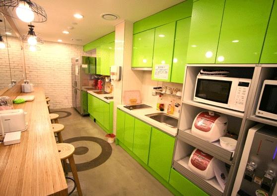 ソン共同キッチン