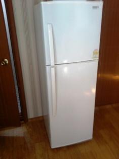 共同廊下 冷蔵庫