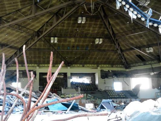 市民体育館
