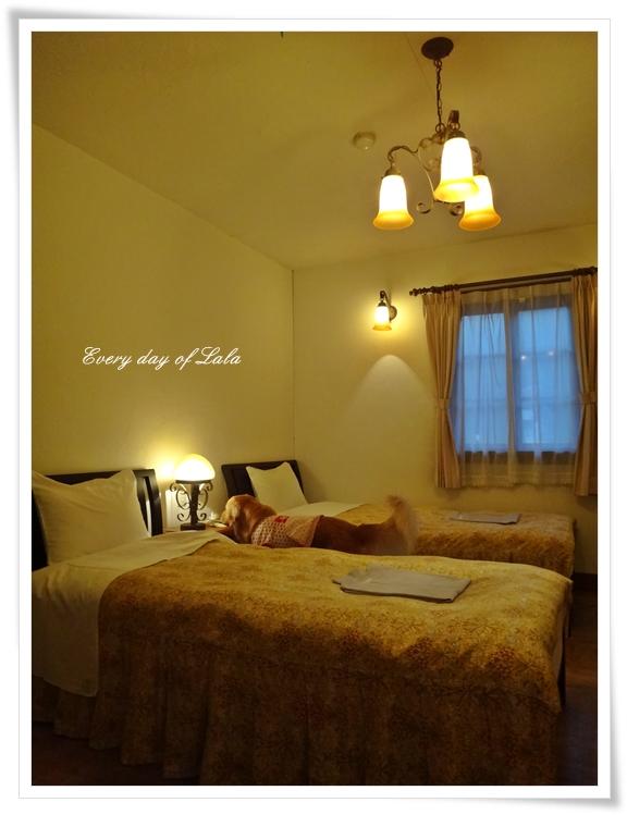 宿のお部屋201309