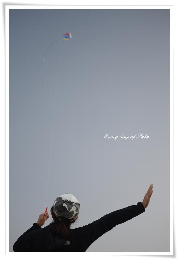 凧あげる201310
