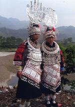 中国貴州省の旅\施洞ミャオ族