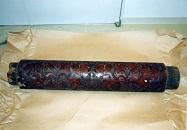 旧岩崎邸版木棒