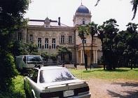 旧岩崎邸搬入