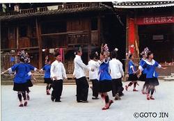 広西チワン族自治区トン族