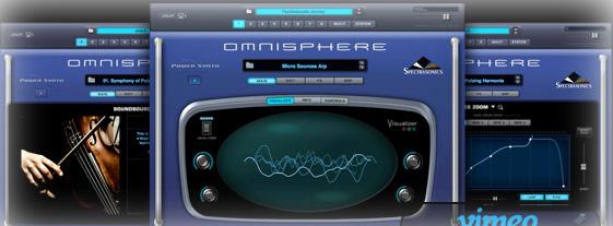 Omnisphere visual