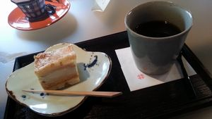濃いコーヒー2