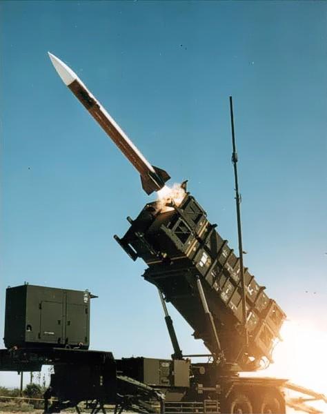 PAC-3発射