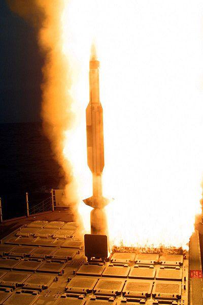 SM-3発射