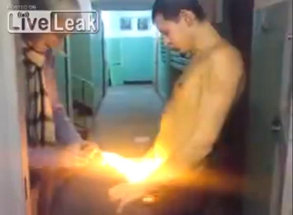 ちんぽ火炎