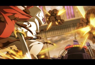 対決!ガミガミ魔王ロボ