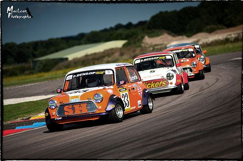All sizes Mini Se7en, Mini Miglia, Thruxton 19 August Flickr - Photo Sharing!