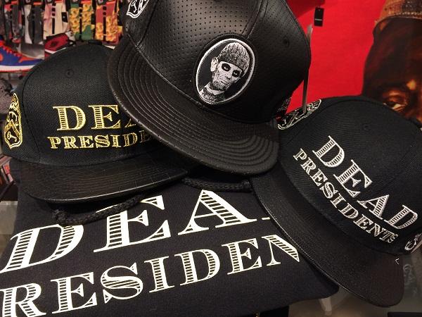 DEAD PRESIDENTS1