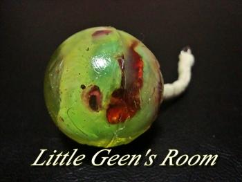 ペロ緑ネコ1