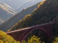 滝川渓谷の紅葉(3)