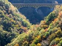 滝川渓谷の紅葉(4)