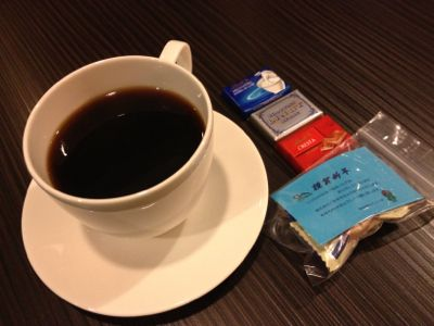 珈琲とチョコレート