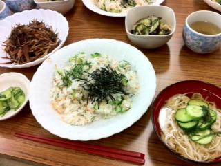 鬼塚先生料理教室