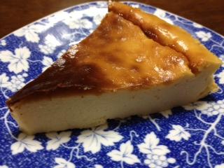 さつま芋甘酒チーズケーキ