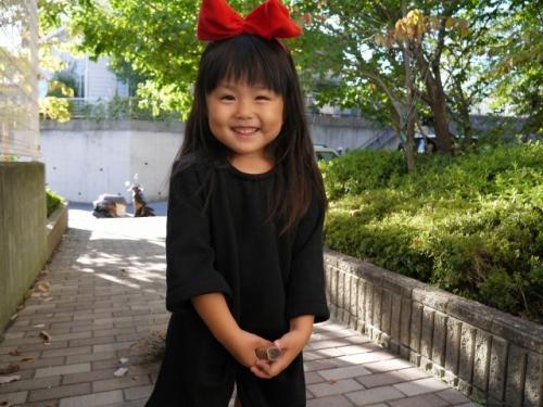 キキ 魔女の宅急便 コス コスプレ 子供 手作り kikis delivery service costume handmade 衣装
