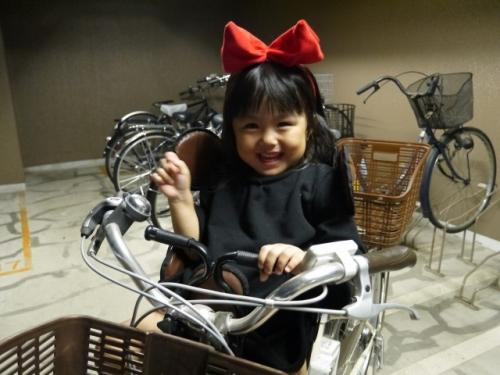 キキ 魔女の宅急便 コス コスプレ 子供 手作り kikis delivery service costume handmade 衣装4