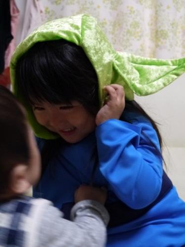LGM リトルグリーンメン 手作り トイストーリー エイリアン toy story コス コスプレ 衣装 ハンドメイド handmade12