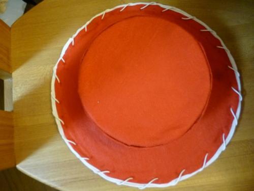 ジェシー jessies hat handmade 作り方 手作り ハンドメイド 紐 ヒモ
