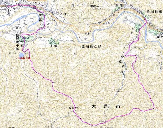 2011.9.24倉岳山