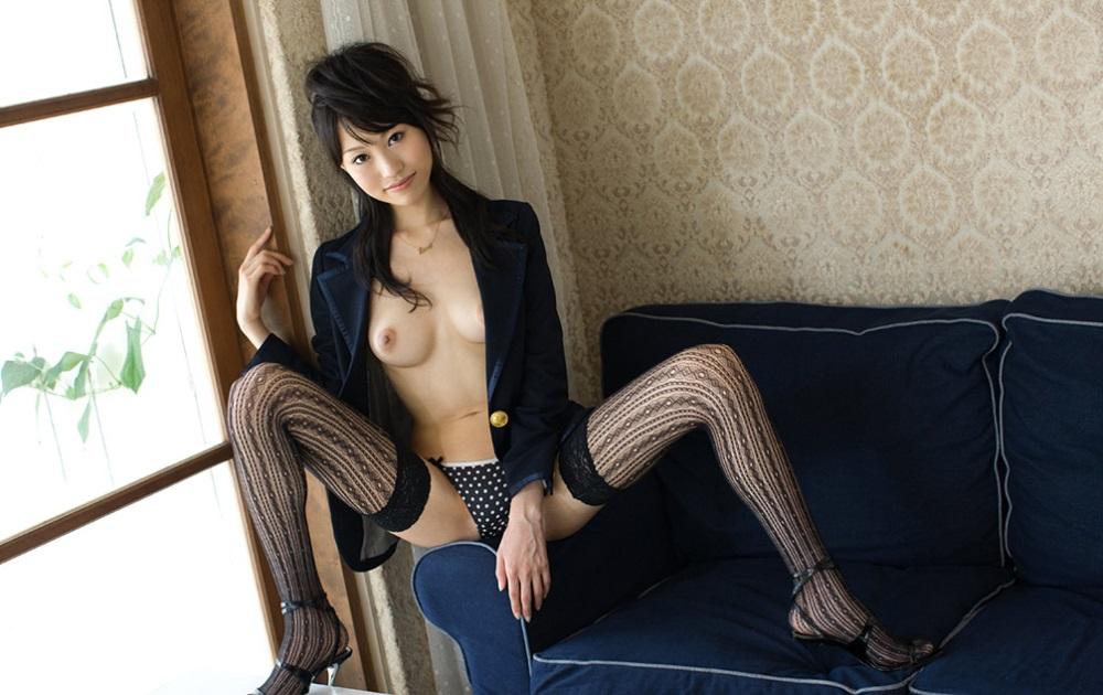 【No.7703】 挑発ヌード / 三上あいり
