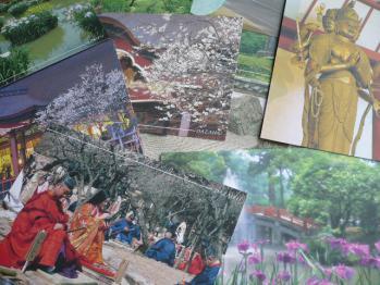 九州のポストカード2013-3