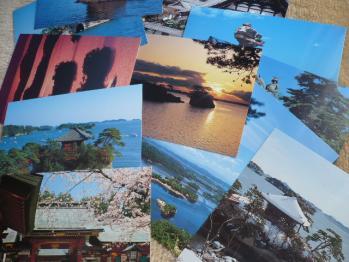 松島の絵葉書2013-2