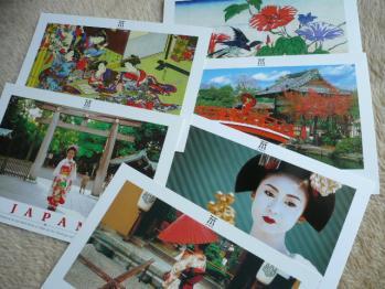 ポストカード購入(書店&東急ハンズ)20135-1