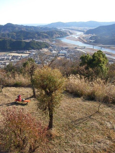 IMGP0926加茂山山頂