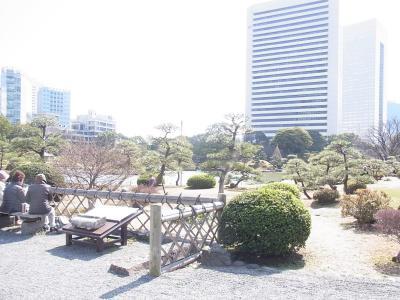 ぶらり散歩浜松町~築地~銀座 かんの (2)