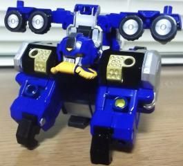バスターアニマルGT-02ゴリラ