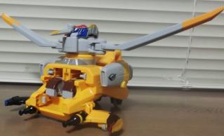 バスタービークルRH-03ラビット
