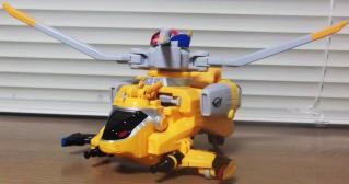 バスタービークルRH-03ラビット(強化)
