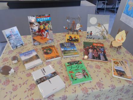 インドネシア共和国とブータン王国の展示など+001_convert_20130910120340