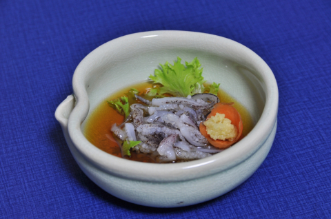 竜宮素麺風