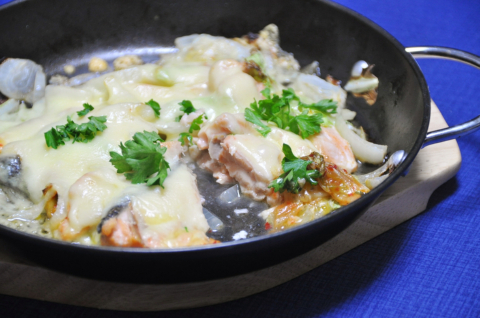 チーズ焼き3