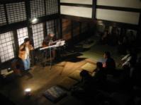 古民家ライブ