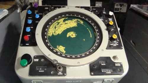 mizuri操縦室レーダー