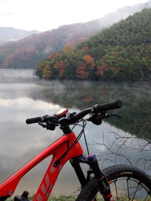 20141221①ダム湖