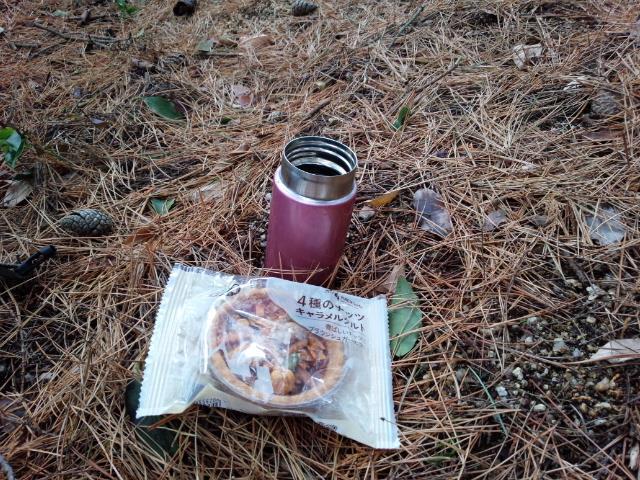 20141221⑤コーヒーとオヤツ