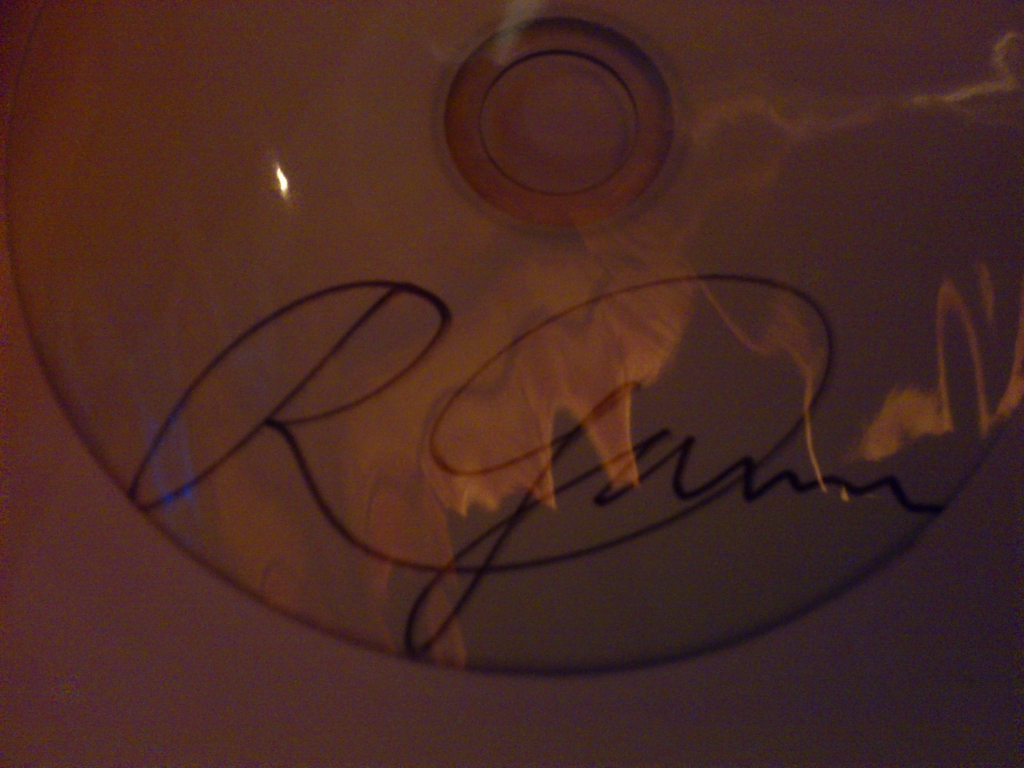 Signed by ReoYamagami